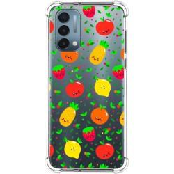 Funda Silicona Antigolpes para OnePlus Nord N200 5G diseño Frutas 01 Dibujos
