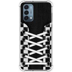 Funda Silicona Antigolpes para OnePlus Nord N200 5G diseño Zapatillas 03 Dibujos