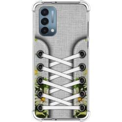 Funda Silicona Antigolpes para OnePlus Nord N200 5G diseño Zapatillas 08 Dibujos