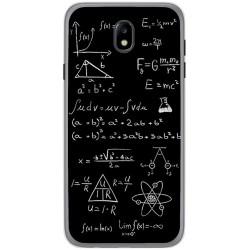 Funda Gel Tpu para Samsung Galaxy J7 (2017) Diseño Formulas Dibujos