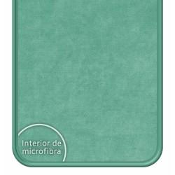 Funda Silicona Líquida Verde para Oppo A16 / A16s diseño Espacio Dibujos