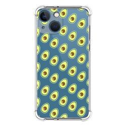Funda Silicona Antigolpes compatible con Iphone 13 Mini (5.4) diseño Aguacate Dibujos