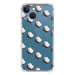 Funda Silicona Antigolpes compatible con Iphone 13 Mini (5.4) diseño Cocos Dibujos
