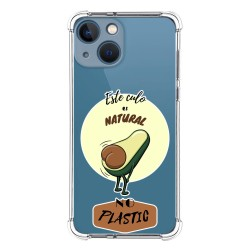 Funda Silicona Antigolpes compatible con Iphone 13 Mini (5.4) diseño Culo Natural Dibujos