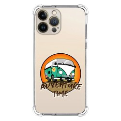 Funda Silicona Antigolpes compatible con Iphone 13 Pro Max (6.7) diseño Adventure Time Dibujos