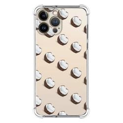 Funda Silicona Antigolpes compatible con Iphone 13 Pro Max (6.7) diseño Cocos Dibujos