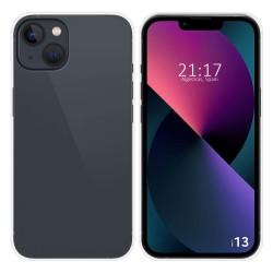 Funda Silicona Gel TPU Transparente compatible con Iphone 13 (6.1)