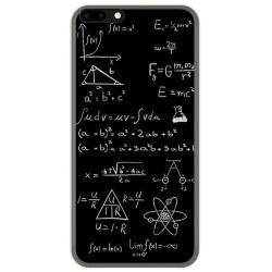 Funda Gel Tpu para Leagoo M7 Diseño Formulas Dibujos