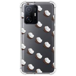 Funda Silicona Antigolpes para Xiaomi 11T 5G / 11T Pro 5G diseño Cocos Dibujos