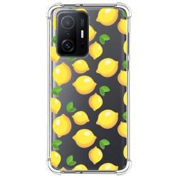 Funda Silicona Antigolpes para Xiaomi 11T 5G / 11T Pro 5G diseño Limones Dibujos