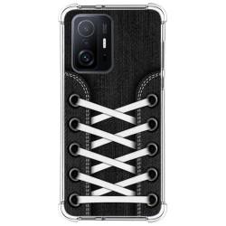 Funda Silicona Antigolpes para Xiaomi 11T 5G / 11T Pro 5G diseño Zapatillas 02 Dibujos
