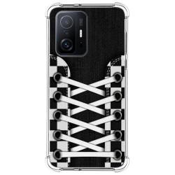 Funda Silicona Antigolpes para Xiaomi 11T 5G / 11T Pro 5G diseño Zapatillas 03 Dibujos