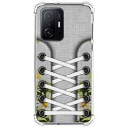 Funda Silicona Antigolpes para Xiaomi 11T 5G / 11T Pro 5G diseño Zapatillas 08 Dibujos
