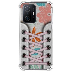Funda Silicona Antigolpes para Xiaomi 11T 5G / 11T Pro 5G diseño Zapatillas 09 Dibujos
