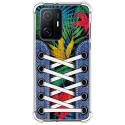 Funda Silicona Antigolpes para Xiaomi 11T 5G / 11T Pro 5G diseño Zapatillas 12 Dibujos