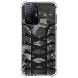 Funda Silicona Antigolpes para Xiaomi 11T 5G / 11T Pro 5G diseño Zapatillas 15 Dibujos