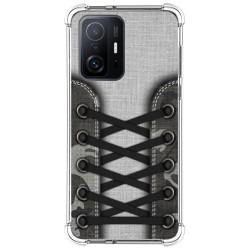 Funda Silicona Antigolpes para Xiaomi 11T 5G / 11T Pro 5G diseño Zapatillas 16 Dibujos