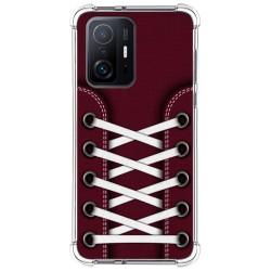 Funda Silicona Antigolpes para Xiaomi 11T 5G / 11T Pro 5G diseño Zapatillas 17 Dibujos