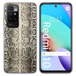 Funda Silicona para Xiaomi Redmi 10 diseño Animal 01 Dibujos