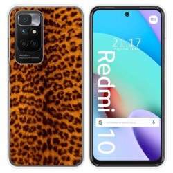 Funda Silicona para Xiaomi Redmi 10 diseño Animal 03 Dibujos