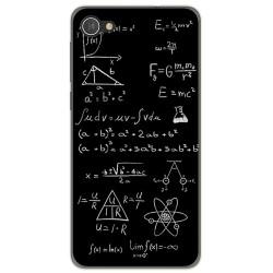 Funda Gel Tpu para Alcatel A5 Led Diseño Formulas Dibujos