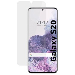 Protector Pantalla hidrogel Mate Antihuellas para Samsung Galaxy S20