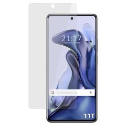 Protector Pantalla hidrogel Mate Antihuellas para Xiaomi 11T 5G / 11T Pro 5G
