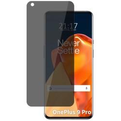 Protector Pantalla hidrogel Privacidad Antiespías para OnePlus 9 Pro 5G