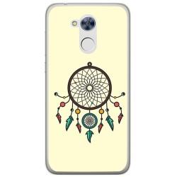 Funda Gel Tpu para Huawei Honor 6A Diseño Atrapasueños Dibujos