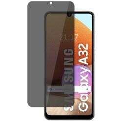 Protector Pantalla hidrogel Privacidad Antiespías para Samsung Galaxy A32 4G