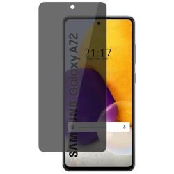 Protector Pantalla hidrogel Privacidad Antiespías para Samsung Galaxy A72