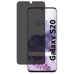 Protector Pantalla hidrogel Privacidad Antiespías para Samsung Galaxy S20