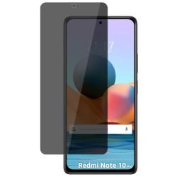 Protector Pantalla hidrogel Privacidad Antiespías para Xiaomi Redmi Note 10 Pro