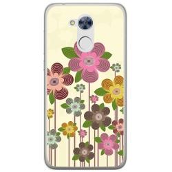 Funda Gel Tpu para Huawei Honor 6A Diseño Primavera En Flor  Dibujos