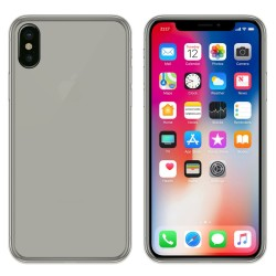 Funda Gel Tpu para Iphone X / XS Color Transparente