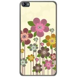 Funda Gel Tpu para Hisense L695 Diseño Primavera En Flor Dibujos