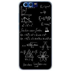 Funda Gel Tpu para Huawei Honor 9 Diseño Formulas Dibujos