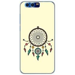 Funda Gel Tpu para Huawei Honor 9 Diseño Atrapasueños Dibujos