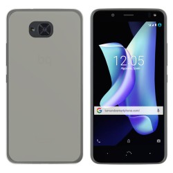 Funda Gel Tpu para Bq Aquaris U2 / U2 Lite Color Transparente