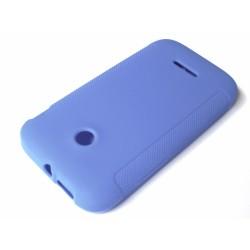 Funda Gel Tpu Huawei Ascend Y210 Color Azul Mate