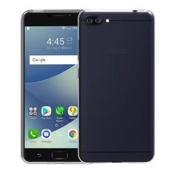 """Funda Gel Tpu Fina Ultra-Thin 0,3mm Transparente para Asus Zenfone 4 Max 5.5"""" Zc554Kl"""