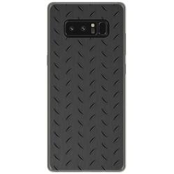 Funda Gel Tpu para Samsung Galaxy Note 8 Diseño Metal Dibujos