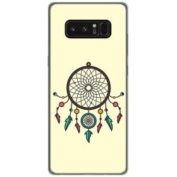 Funda Gel Tpu para Samsung Galaxy Note 8 Diseño Atrapasueños Dibujos