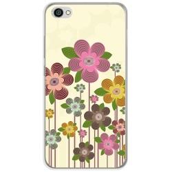 Funda Gel Tpu para Xiaomi Redmi Note 5A Diseño Primavera En Flor Dibujos