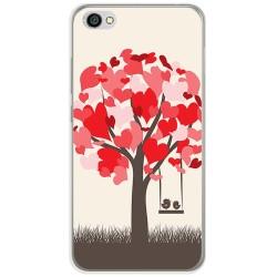 Funda Gel Tpu para Xiaomi Redmi Note 5A Diseño Pajaritos Dibujos