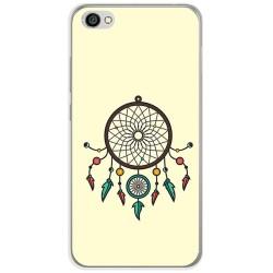 Funda Gel Tpu para Xiaomi Redmi Note 5A Diseño Atrapasueños Dibujos