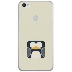 Funda Gel Tpu para Xiaomi Redmi Note 5A Pro / 5A Prime Diseño Pingüino Dibujos