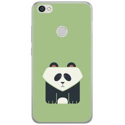 Funda Gel Tpu para Xiaomi Redmi Note 5A Pro / 5A Prime Diseño Panda Dibujos