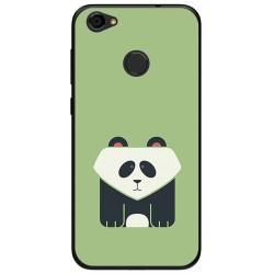 Funda Gel Tpu para Zte Blade A6 Diseño Panda Dibujos