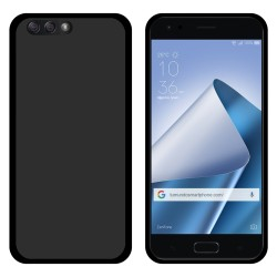 "Funda Gel Tpu para Asus Zenfone 4 5.5"" Ze554Kl Color Negra"